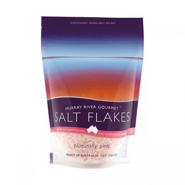 Murray River  Salt Flakes - 150 g - feines Fingersalz / Flockensalz